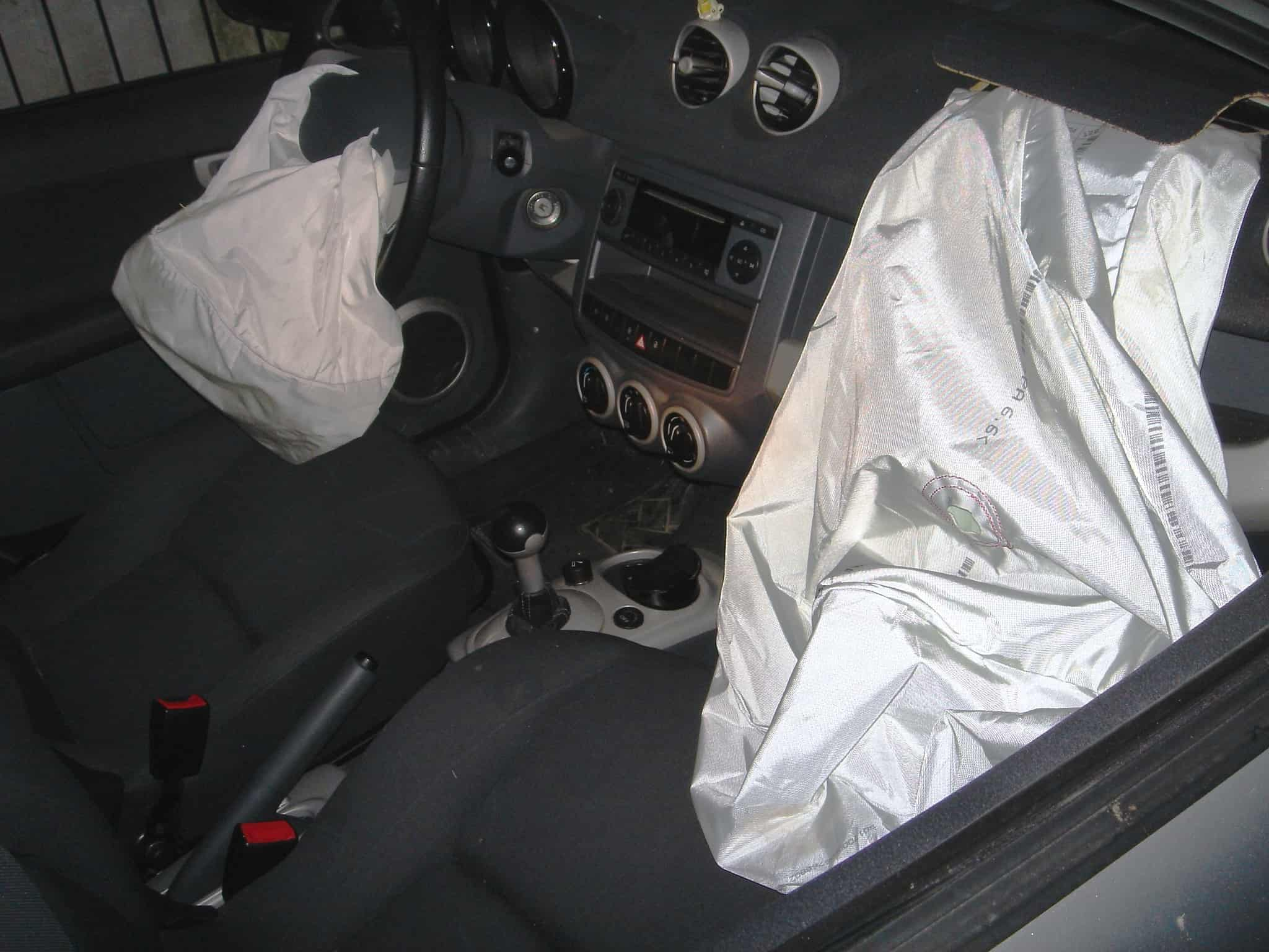 Exploding Airbag Settlement Could Cost Over $1 Billion