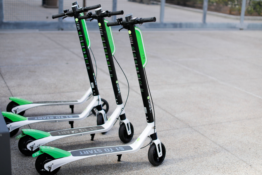 First Scooter Death in Austin